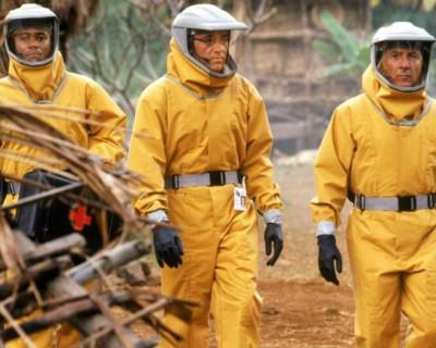 Эбола шагает по Европе