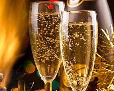 Россияне могут остаться без бутылки шампанского на Новый год