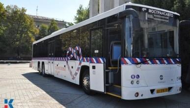 Социальные автобусы Собянина в Севастополе работают на коммерческих маршрутах