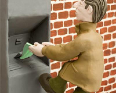 Севастопольцы атакуют банкоматы города (фото)