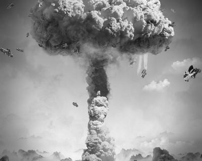 Ночной ИНФОРМЕР: МОЛНИЯ! Взрыв в Симферополе повредил 5 этажей дома (фото)
