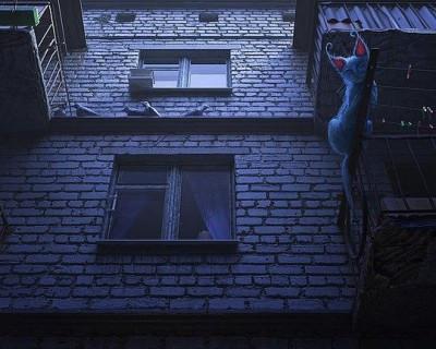 Кошмар на улице Молодых строителей Севастополя