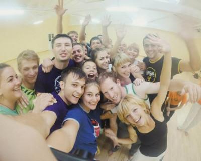 В Севастополе прошёл фестиваль по капоэйра. (фото)
