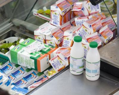 Продавцы Алушты шёпотом рекомендуют воздержаться от молочки