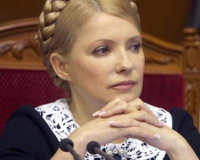 """Откровенный наряд Тимошенко """"убил"""" всех - королева явилась в бинтах (фотофакт)"""
