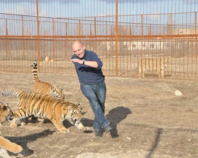 Крымский зоопарк остался без электроэнергии!