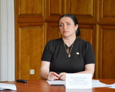 Депутат Татьяна Вусатенко: «Если каждый друг другу поможет - то будет полегче»