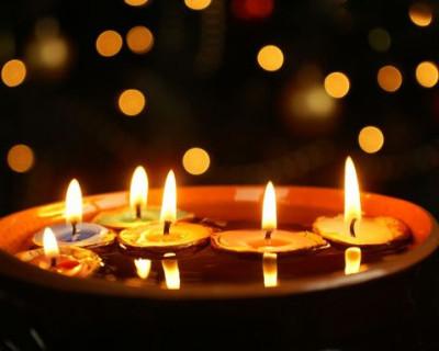 Крымчане встретят Новый год при свечах и с фонарями