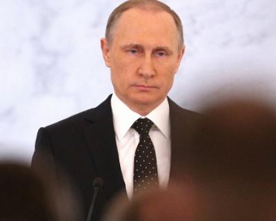 Путин назвал главную угрозу для России