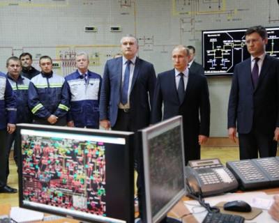 Ночной ИНФОРМЕР: Мощность энергомоста достигла 200 МВт