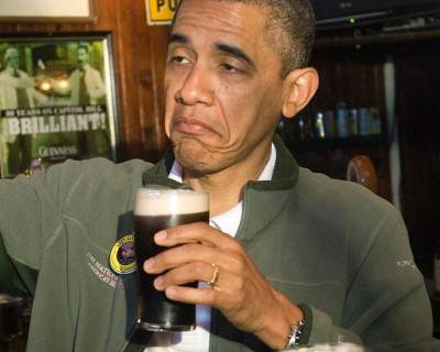 """Керри предложил Обаме """"хлопнуть пивасика"""" (видео)"""