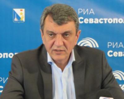 Губернатор Сергей Меняйло: Правительством Севастополя был сделан первый шаг к налаживанию диалога с законодательной властью
