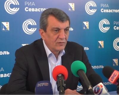 Губернатор Севастополя: «Нас пытались »тренировать«, но мы справимся самостоятельно!»