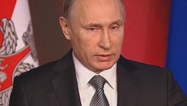 Путин предостерёг террористов (видео)