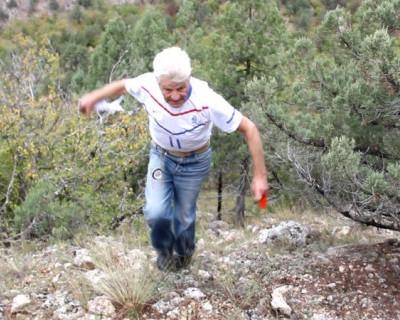 Севастопольским пенсионерам все нипочем. Вот с кого пример брать нужно! (фото, видео)