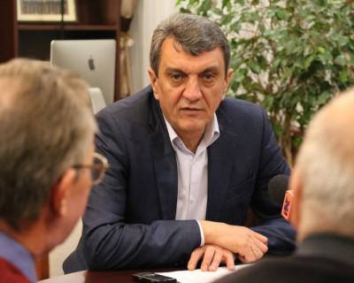 О чём говорил Сергей Меняйло на воскресном совещании оперативного штаба в Севастополе