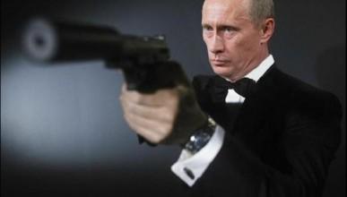 Кто охраняет Путина?