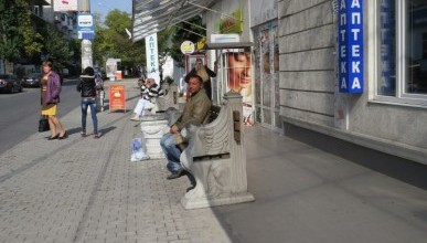 Кто готов протянуть «руку помощи» бездомным в Севастополе?