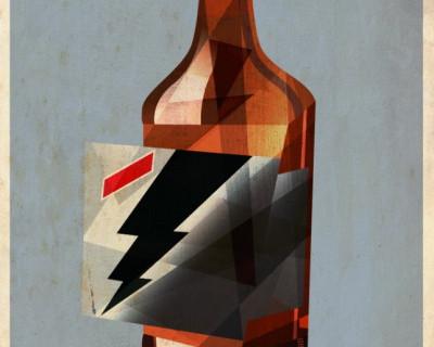В Симферополе грабители решили вином запить 17 бутылок коньяка