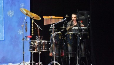 Концерт-подарок для ликвидаторов севастопольского «black out» (фото)