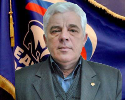 В канун Нового года День рождения отмечает севастопольский правоозащитник и законотворец!