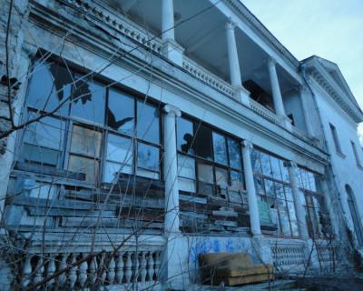 Власть инкерманского посёлка ГРЭС находится в магазине (фото, видео)