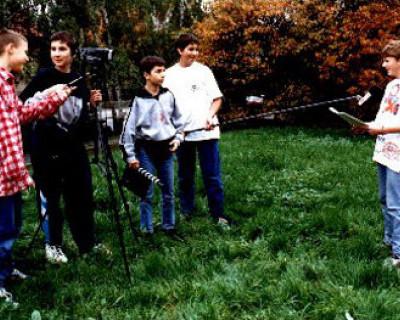 Севастопольское молодёжное телевидение? Почему бы и нет.