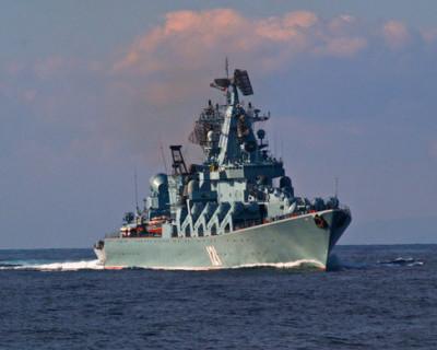 На крейсере «Москва» пройдёт рождественское богослужение