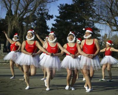Как празднуют Рождество в разных странах мира? (фото)