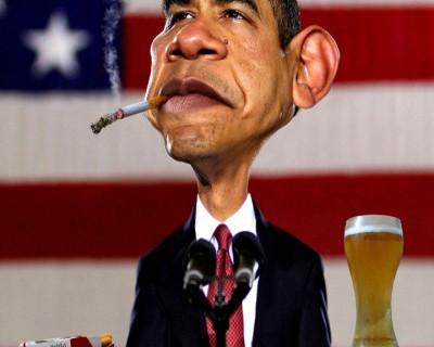 Обама считает украинцев идиотами