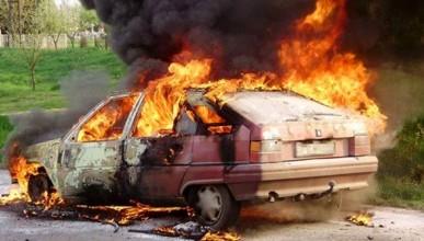 В Ялте продолжаются поджоги автомобилей