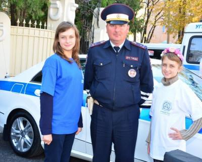 В МВД по Республике Крым состоялся День открытых дверей