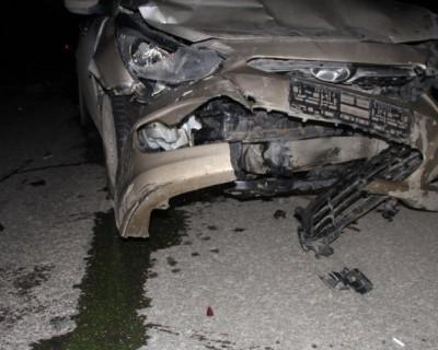 Ночной ИНФОРМЕР: ДТП в Керчи. Один человек госпитализирован (фото)