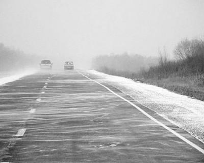 В Крым возвращается Зима: Снег, мороз и гололедица