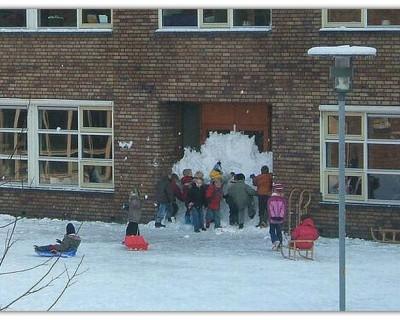Для крымских школ нет плохой погоды