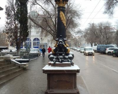Все, кто заказывали снег в Севастополе – получите, распишитесь (фоторепортаж  «ИНФОРМЕРа»)