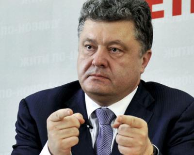 Порошенко после возвращения Крыма готов организовать выборы
