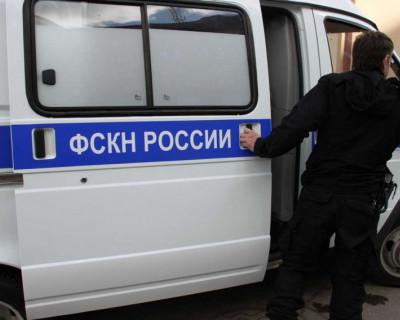 Крымские наркополицейские задержали «живой контейнер»