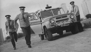 «Под горячую руку» полицейских Крыма попались двое мужчин