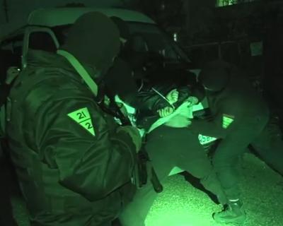 В Севастополе пойман серийный убийца женщин (видео с места задержания)