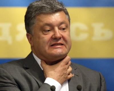 Порошенко вызвал охрану для избавления от российской журналистки