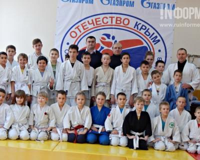 Севастопольские дзюдоисты под покровительством «Отечество Крым»