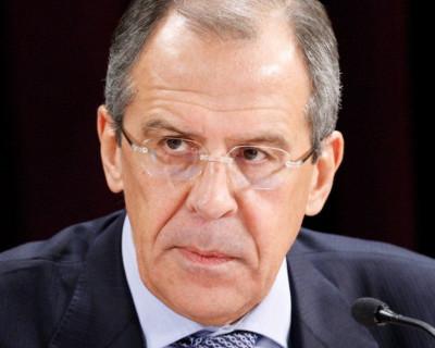 Сергей Лавров: «Нам нечего возвращать, никаких переговоров о возвращении Крыма мы ни с кем не ведем»