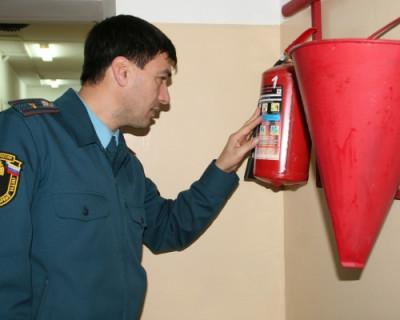 Пожарные Севастополя проверят студенческие общежития