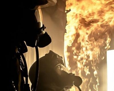 В Севастополе произошел пожар, на котором погибли два человека