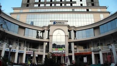Депутат Горелов высказался о фасаде торгового центра «Диалог»