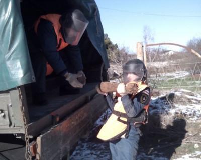 В Севастополе найдены боеприпасы (фото)