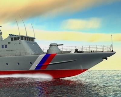 В Севастополь прибудут два новейших сторожевых корабля