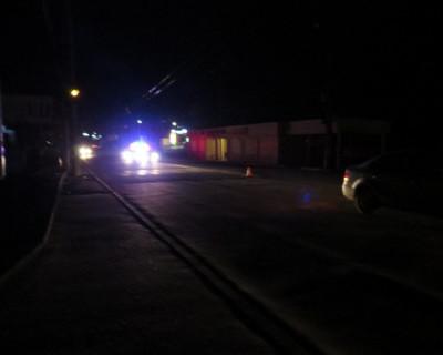 В ночном Севастополе еще один пешеход не добрался до дома (фото)