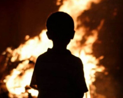 Севастопольцы были на работе - дети задыхались в квартире от пожара